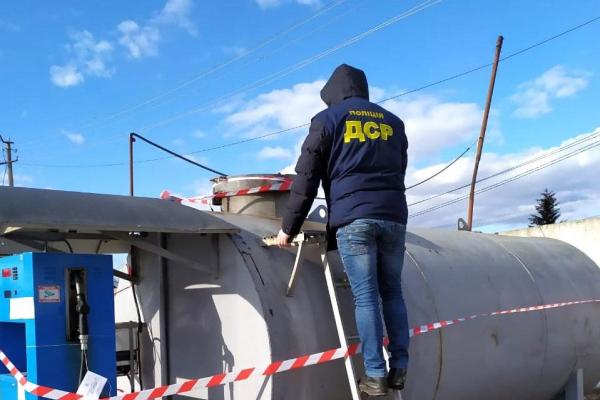 Ще п'ять нелегальних АЗС припинили свою діяльність на Рівненщині