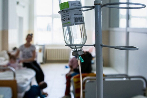 На Рівненщині розширюють ліжковий фонд для хворих з COVID-19