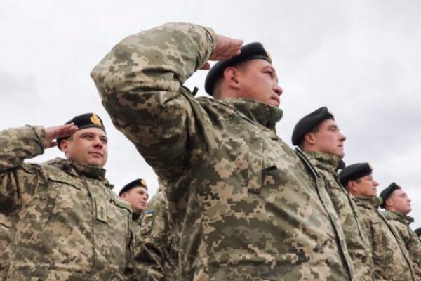 До війська цієї весни призвуть понад 450 строковиків з Рівненщини