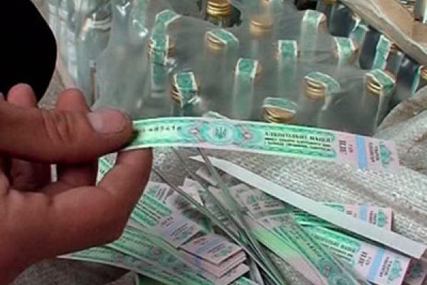 За фальсифікований алкоголь на Рівненщині судитимуть трьох чоловіків