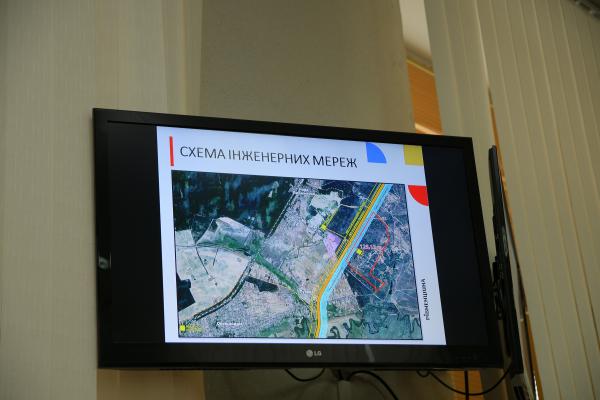 На Рівненщині триває робота зі створення індустріального парку «Rivne industrial park»