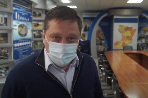 Громадська рада при Рівненській ОДА розглянула питання боротьби з корупцією (ВІДЕО)
