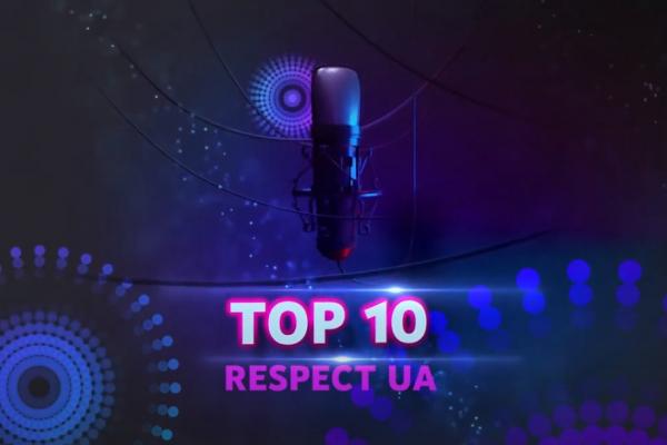 TOP 10 RESPECT UA: рівненські меломани можуть підтримати українських виконавців (ВІДЕО)