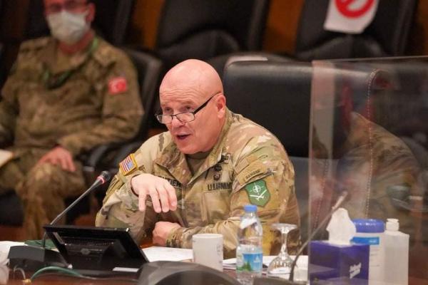 Командувачі корпусів Сухопутних військ НАТО обговорили російську агресію проти України