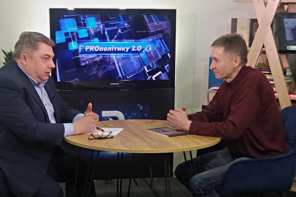 Олександр Харват: про політику не з політиком (ВІДЕО)