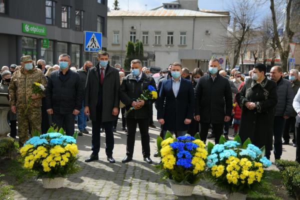 Рівненщина вшановує 35-ті роковини Чорнобильської катастрофи
