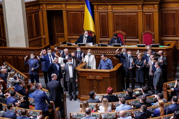 Парламент ухвалив зміни до Земельного Кодексу