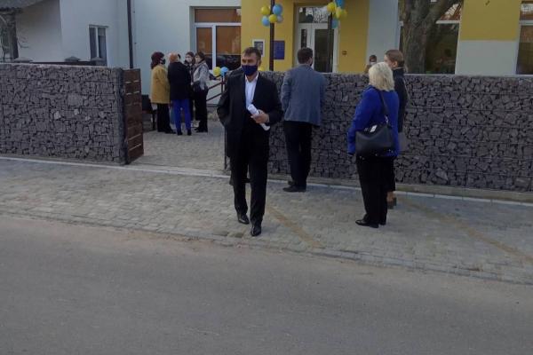 У Гощі відкрили оновлений ЦНАП (ФОТО)