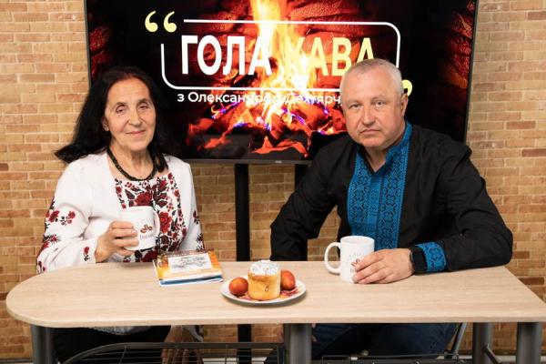 Письменниця Любов Пшенична розповіла про творчість і життя (ВІДЕО)