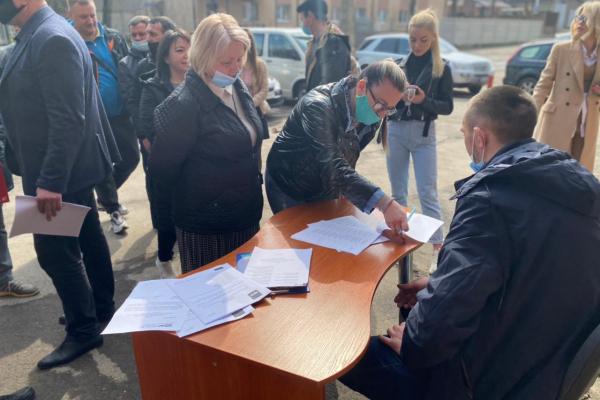 У Рівному активно оновлюється обласна організація політичної партії «УДАР Віталія Кличка»