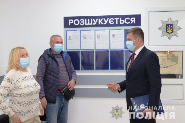На Рівненщині запрацювали перші поліцейські фронт-офіси (ВІДЕО)