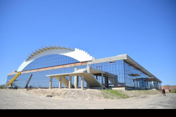 На спорткомплекс у Рівному виділять ще 65 мільйонів гривень, а фінансування «Анвангарду» ще затверджують