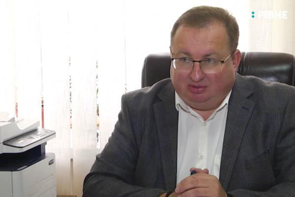 Олега Вівсянника звільнили з посади начальника управління охорони здоров'я ОДА