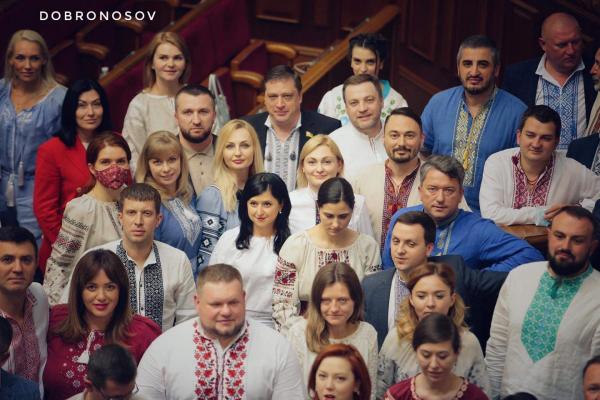 У Верховній Раді України нові міністри та нові закони
