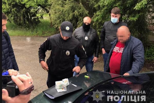 Житель Вараша хотів відкупитися від поліції за 500 доларів