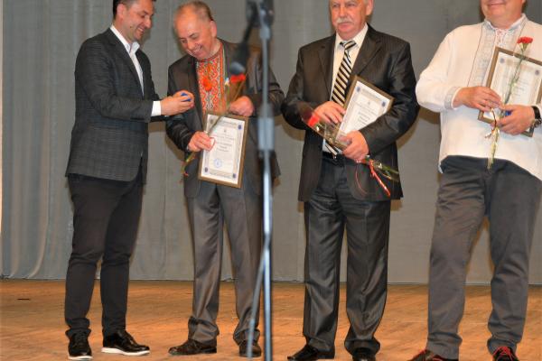 На Рівненщині відзначили 100-річчя Національної музичної спілки