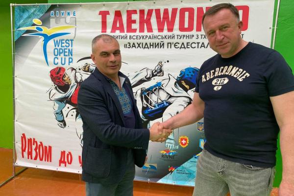 У Рівному відбувся «Західний п'єдестал» West Open Cup