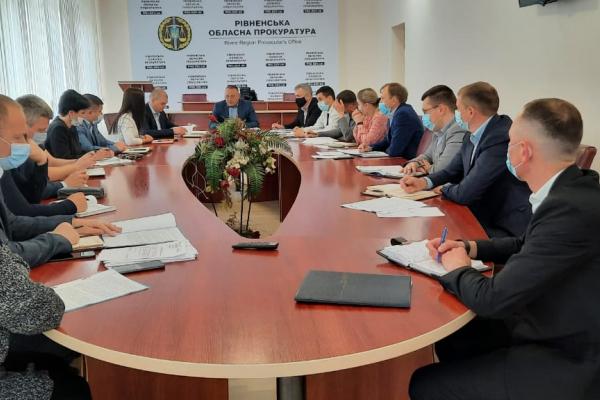На Рівненщині розслідують 5 кримінальних проваджень щодо злочинів проти журналістів