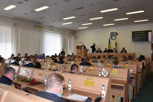 На Рівненщині депутати обрали керівників п'яти комунальних підприємств та одного закладу