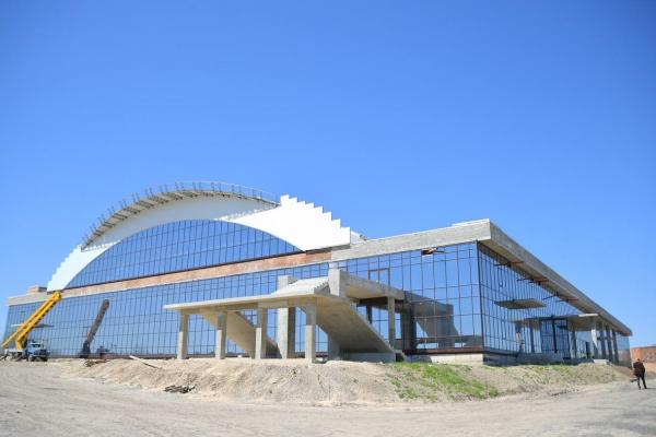 Спортивна арена Рівного увійшла до програми Президента «25 спортивних магнітів»
