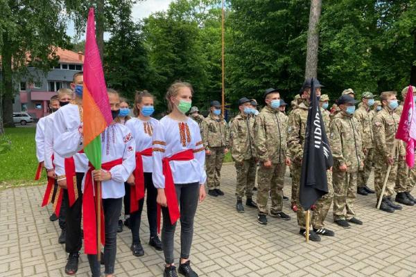 Школярі з усієї Рівненщини беруть участь у змаганнях «Джура-2021»
