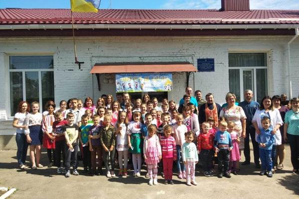 На Рівненщині розпочав роботу дитячий християнський табір «Дорога до Бога»