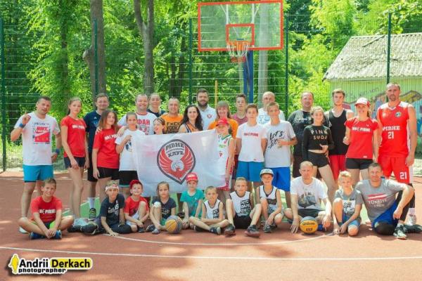 БК «Рівне» запрошує взяти участь у баскетбольному турнірі серед сімей