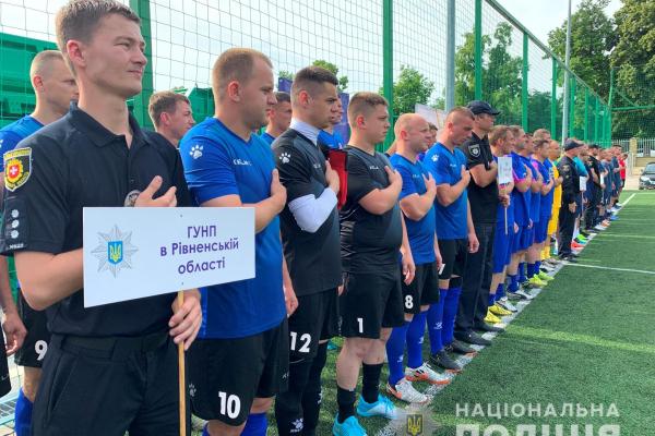 Рівненські поліцейські змагатимуться за Кубок Голови Нацполіції України
