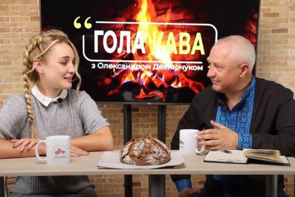 Спортсменка з Рівненщини Марина Капран пече крафтовий хліб (ВІДЕО)