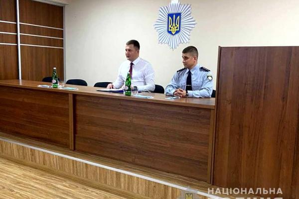 У Острозі та Здолбунові відбулися кадрові зміни керівництва поліції