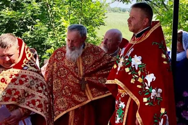 Св. Покровський храм села Мятин, що на Млинівщині, відзначив сторіччя