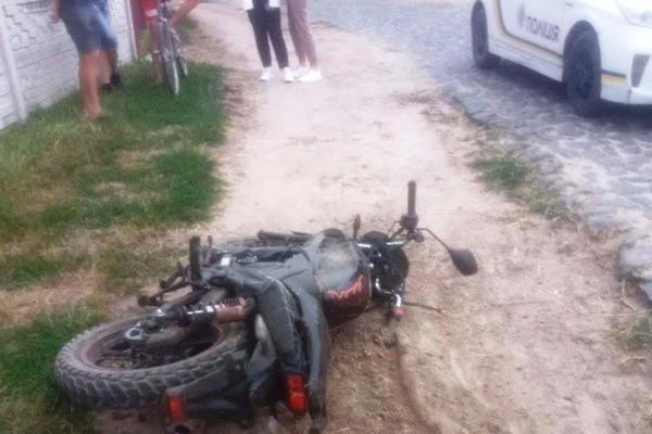 На 19-річного мотоцикліста з Рівненщини склали сім адмінматеріалів