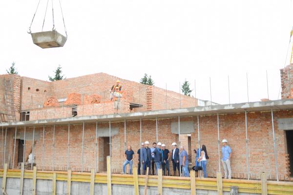 У Костополі скоро запрацює спорткомплекс із двома басейнами