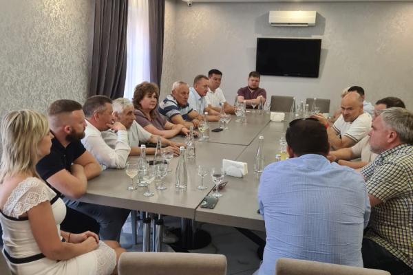 Про що говорили головні лікарі та голова медичного комітету Михайло Радуцький у Рівному