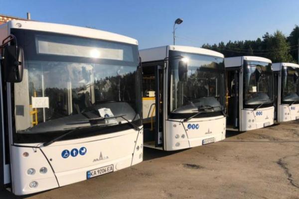Муніципальний автопарк Костополя поповнився новими автобусами