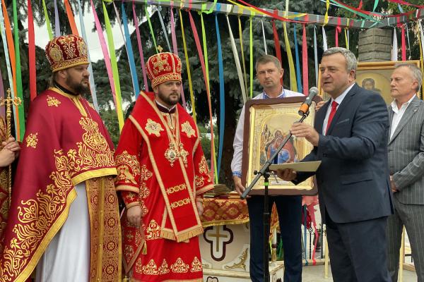 Дубно відзначило храмове свято та День міста