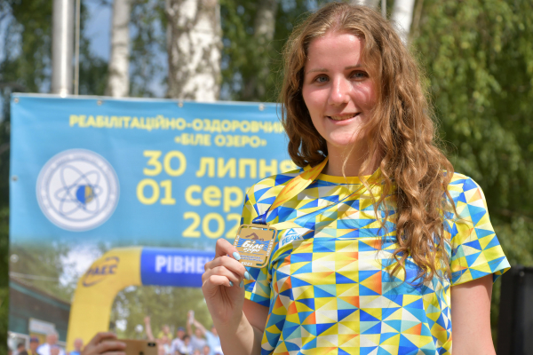 VIII Міжнародний турнір з плавання на відкритій воді відбувся на Білому озері (Вараш)