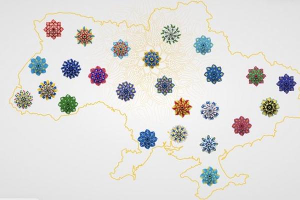 Мінкультури створило цифрову карту подій до Дня Незалежності України