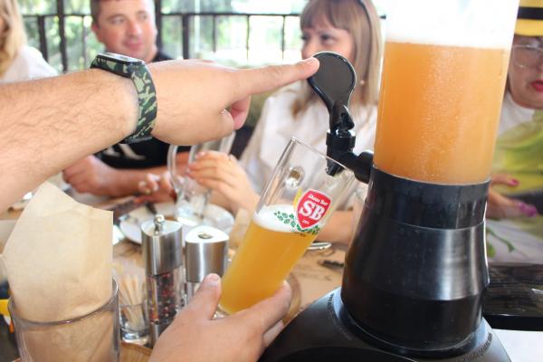«Пивний тур Рівне-Луцьк» знову стає популярним