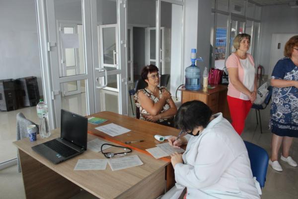 На Рівненщині інспектують центри вакцинації населення
