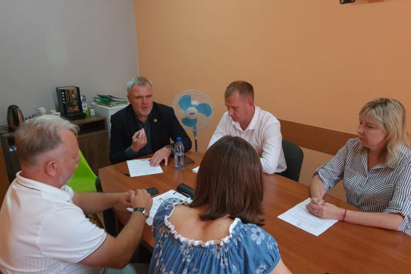 Олександр Ковальчук: міські служби Рівного мають виконати свою роботу