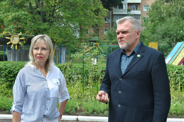 Завдяки Олександру Ковальчуку ще один дитячий садок в Рівному матиме нові вікна