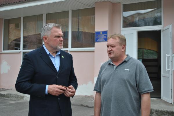«У ЗОШ № 5 міста Рівне встановлять нові вікна», - Олександр Ковальчук