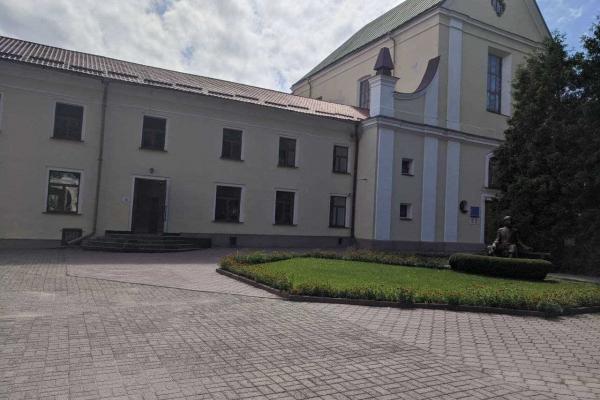 Музей Острозької академії стане інтерактивним