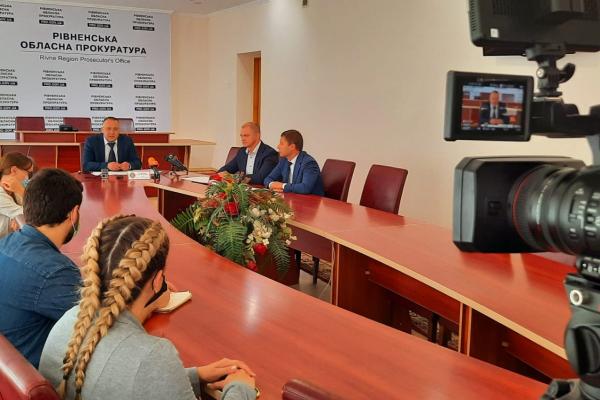 У прокуратурі розповіли про штрафи за адмінкорупцію на Рівненщині