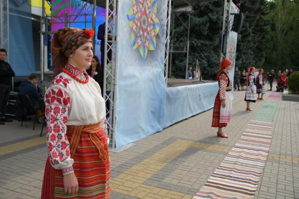 На Рівненщині презентували «Доріжку Незалежності»