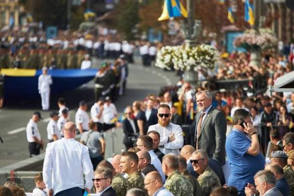 Народний депутат України від Рівного Олександр Ковальчук поділився враженнями від військового параду