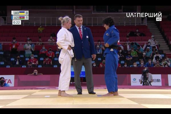 Дзюдоїстка з Рівненщини Ірина Гусєва виборола срібну медаль на Паралімпійських іграх
