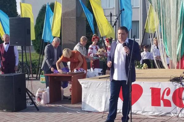 У Корці відсвяткували День міста (ФОТО)