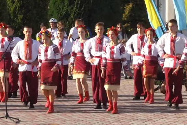 Як у Корці святкували День міста (ВІДЕО)